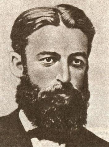 Л Мейер и Д И Менделеев Штрубе В Пути развития химии  Лотар Мейер 1830 1895